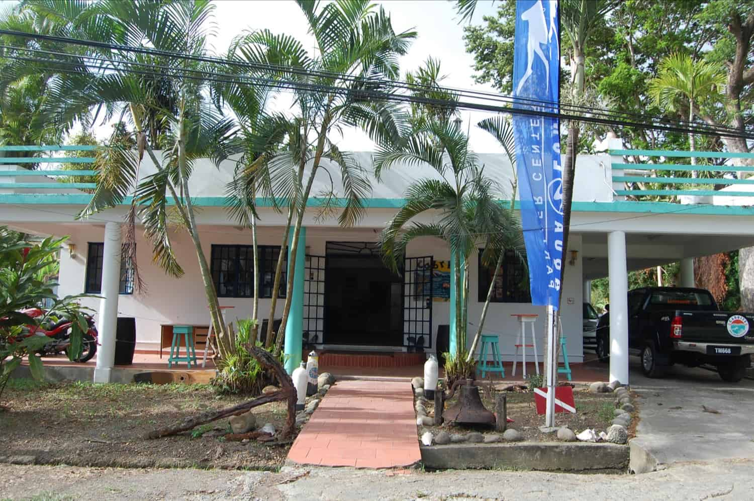 Hotel The Champs + Cabrits Dive Center