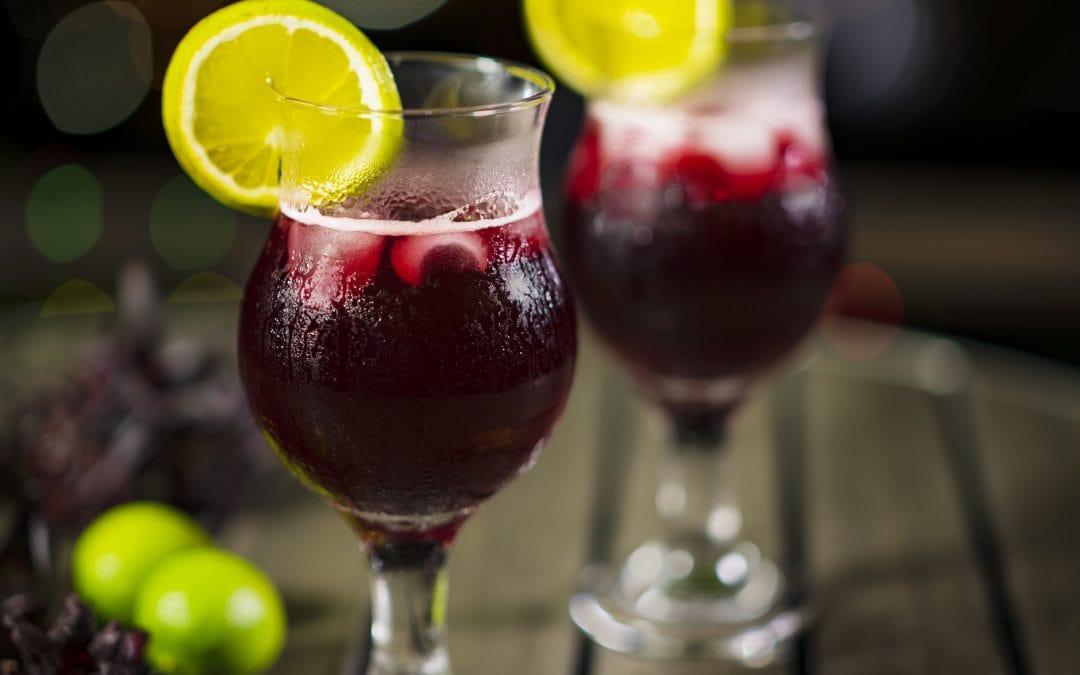 Sorrel Drink – A Caribbean Christmas Staple