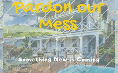 Pardon our Mess – Hotel the Champs is Growing