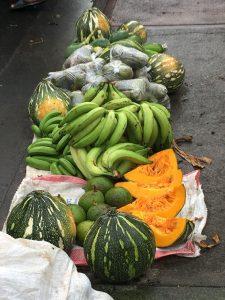 bananas plantain pumpkin avocados