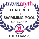 Travelmyth Badges Awarded to Hotel the Champs
